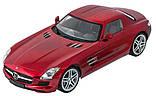 Машинка радиоуправляемая 1:14 Meizhi Mercedes-Benz SLS AMG (красный), фото 2