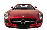 Машинка радиоуправляемая 1:14 Meizhi Mercedes-Benz SLS AMG (красный), фото 5