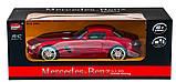 Машинка радиоуправляемая 1:14 Meizhi Mercedes-Benz SLS AMG (красный), фото 8