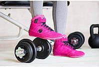 Женские хайтопы Gorilla Wear Fitness 40 (на 39 размер) pink
