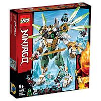 Конструктор LEGO Ninjago «Робот-титан Ллойда» 70676, фото 1