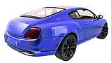 Машинка радиоуправляемая 1:14 Meizhi Bentley Coupe (синий), фото 3