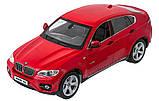 Машинка радиоуправляемая 1:14 Meizhi BMW X6 (красный), фото 2