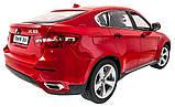 Машинка радиоуправляемая 1:14 Meizhi BMW X6 (красный), фото 3
