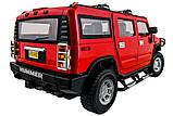 Машинка радиоуправляемая 1:14 Meizhi Hummer H2 (красный), фото 3