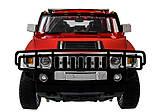 Машинка радиоуправляемая 1:14 Meizhi Hummer H2 (красный), фото 5