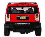 Машинка радиоуправляемая 1:14 Meizhi Hummer H2 (красный), фото 6