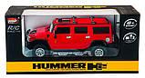 Машинка радиоуправляемая 1:14 Meizhi Hummer H2 (красный), фото 8