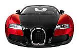 Машинка радиоуправляемая 1:14 Meizhi Bugatti Veyron (красный), фото 5