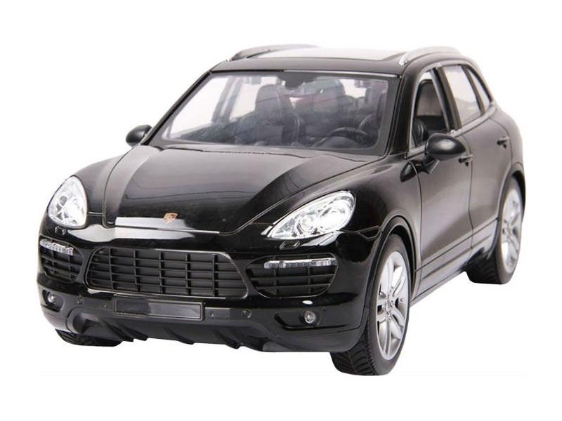 Машинка радиоуправляемая 1:14 Meizhi Porsche Cayenne (черный)
