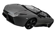 Машинка радиоуправляемая копия автомобиля Lamborghini Reventon в масштабе 1:10 серая