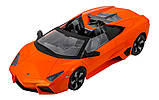 Машинка радиоуправляемая 1:10 Meizhi Lamborghini Reventon (оранжевый), фото 2