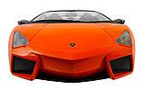 Машинка радиоуправляемая 1:10 Meizhi Lamborghini Reventon (оранжевый), фото 5