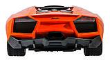 Машинка радиоуправляемая 1:10 Meizhi Lamborghini Reventon (оранжевый), фото 6