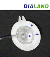 Набор для инфузий Квик Сет 9/43 MMT-396 (9 мм 110 см) 1шт