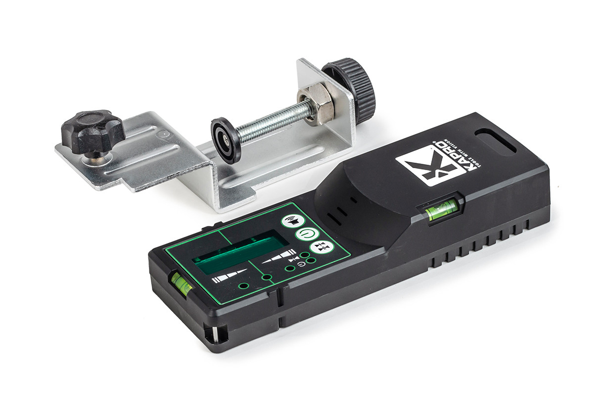 Детектор зелёного лазерного луча Kapro от линейного лазерного уровня (894-04G)