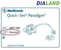 Набор для инфузий Квик Сет 9/43 MMT-396 (9 мм 110 см) 10шт