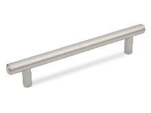 Ручка меблева релінг ALVA 1006 сатин