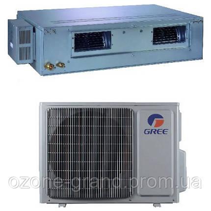 Канальный кондиционер GREE GFH12K3BI-GUHN12NK3AO