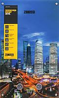 Колонка газовая дымоходная Zanussi GWH 10 Fonte Glass Metropoli (Доставка бесплатно)