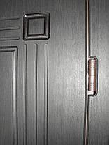 Входная дверь модель П4-297 венге темный, фото 3