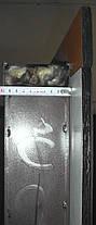 Входная дверь модель П4-700 венге темный/светлый, фото 3