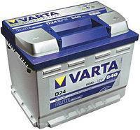 Аккумулятор  Varta BLUE dynamic 60А/ч