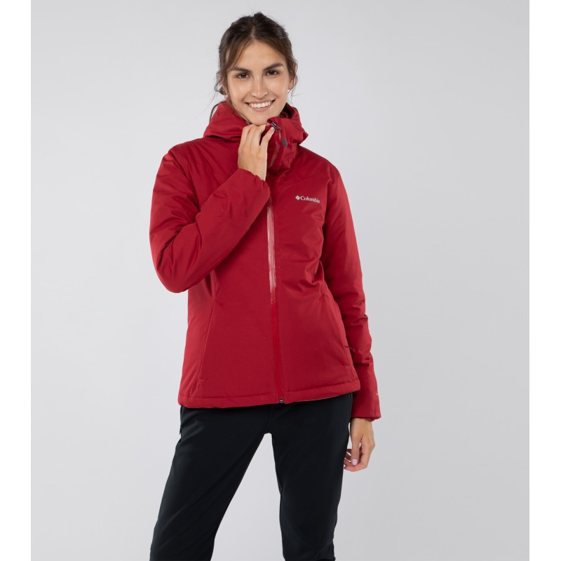 Женская утепленная куртка Columbia Windgates Insulated Jacket