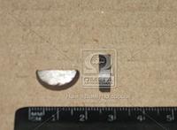 Шпонка вала Д27-101 сегментная (пр-во ГЗПД) 4х6,5