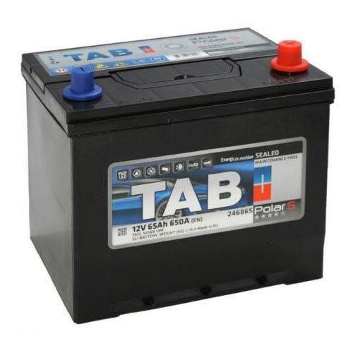 TAB 6СТ-65 АзЕ POLAR S Asia Автомобильный аккумулятор