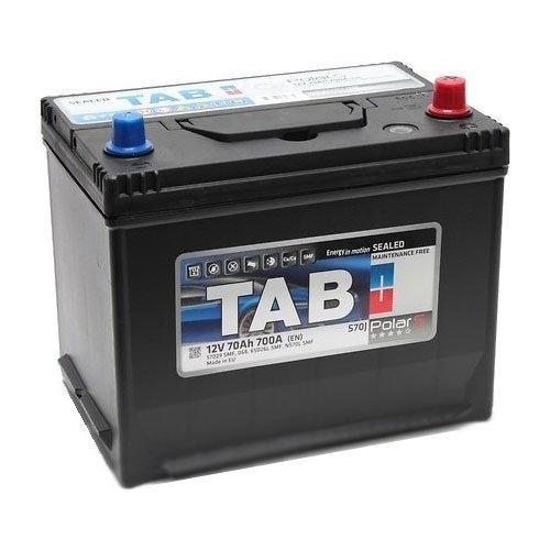 TAB 6СТ-70 АзЕ POLAR S Asia Автомобильный аккумулятор