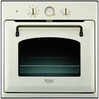 Встраиваемая духовка электрическая HITPOINT ARISTON FT 850.1 OW