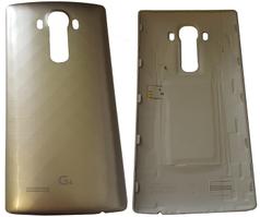 Батарейная крышка для LG G4 (H815) Crystall Silver