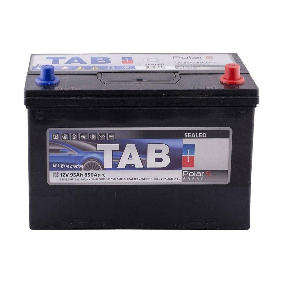 TAB 6СТ-95 АзЕ POLAR S Asia Автомобильный аккумулятор