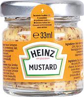 Горчица французская Heinz (румсервис),33мл
