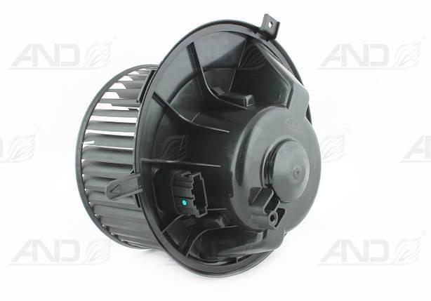 Вентилятор печки салона Caddy 3 Golf 5/6 Jetta 3 Passat B6 OCTAVIA A5 1Z VAG 1K1819015E производитель AND, фото 2