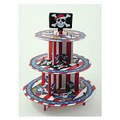 Подставка для кексов Пираты 1502-3071