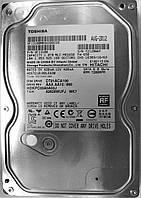 Жесткий диск HDD 1TB 7200rpm 32MB SATA III 3.5 Toshiba DT01ACA100 уценка Y2128WUF