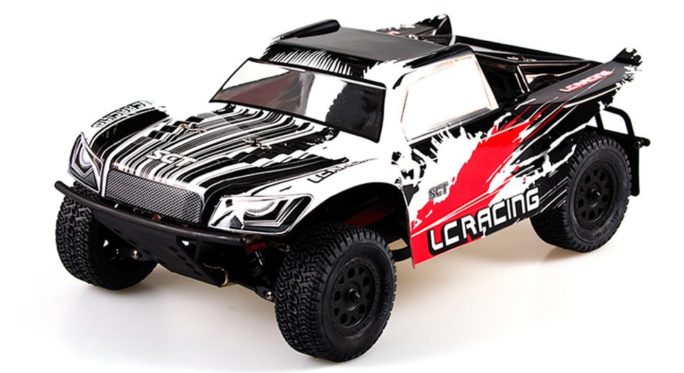 Шорт 1:14 LC Racing SCH бесколлекторный (черный)