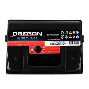 Автомобильный аккумулятор Oberon 6СТ-60 Аз Eurostandard, фото 2