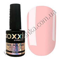 Гель лак Oxxi Professional FRENCH № 04 (нежно-розовый, эмаль, для френча), 10 мл
