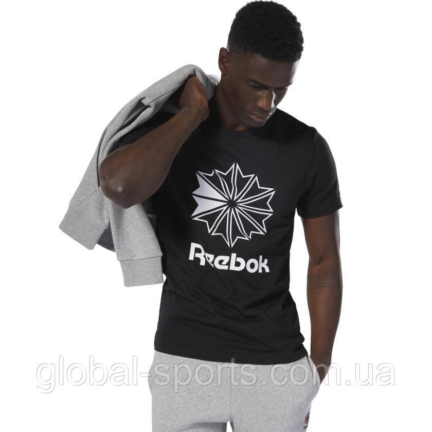 Чоловіча футболка Reebok Classics Big Logo Теє(Артикул:DT8171)
