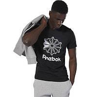 Чоловіча футболка Reebok Classics Big Logo Теє(Артикул:DT8171), фото 1