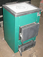 Котел твердотопливный Максим -12 КД.( буржуй аналог), фото 1