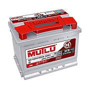 MUTLU 6СТ-63 Аз L2.63.060.B Автомобильный аккумулятор