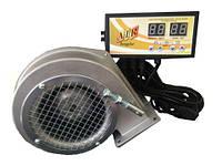Комплект регулятор температуры MPT Air logic + Турбина, фото 1