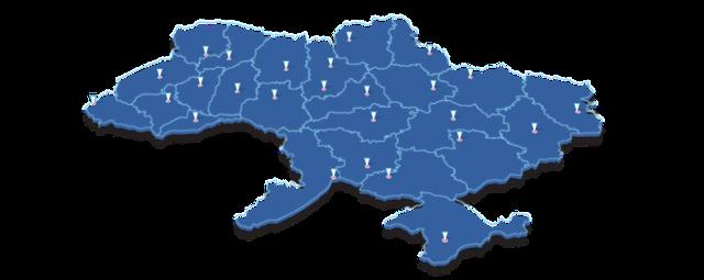 Сеть сервисных центров КТ Украина