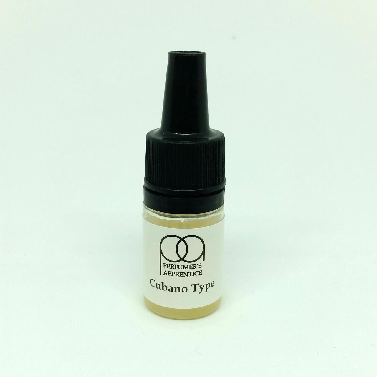 Ароматизатор TPA Cubano Type Flavor (Кубинский табак) 5 мл - №133