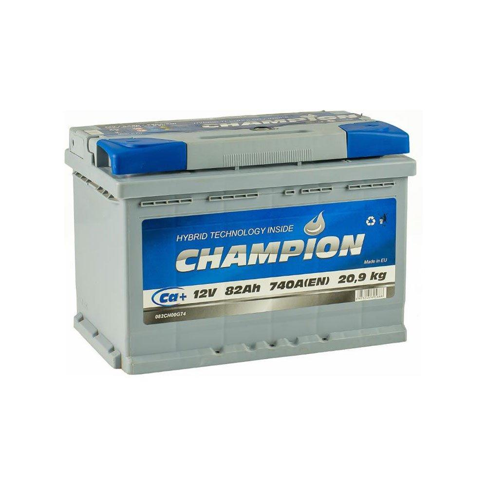 Champion 6СТ-82 АзЕ CHG82-0 Автомобильный аккумулятор