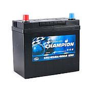 Champion 6СТ-45 Аз Japan Black CHBJ45-1 Автомобильный аккумулятор